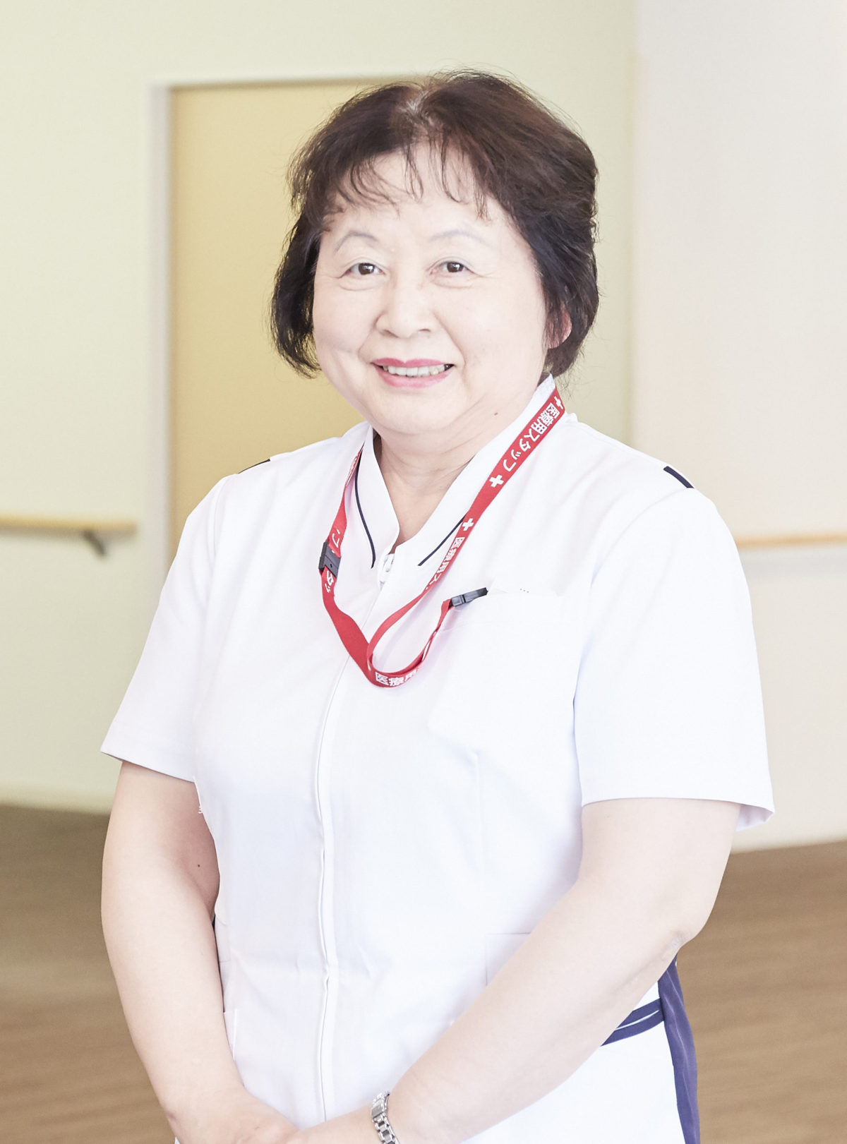 本山リハビリテーション病院 看護部長 中川 裕美子