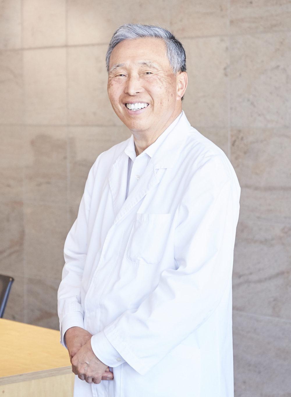 本山リハビリテーション病院 院長 大洞 慶郎